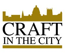 craft nottingham logo design